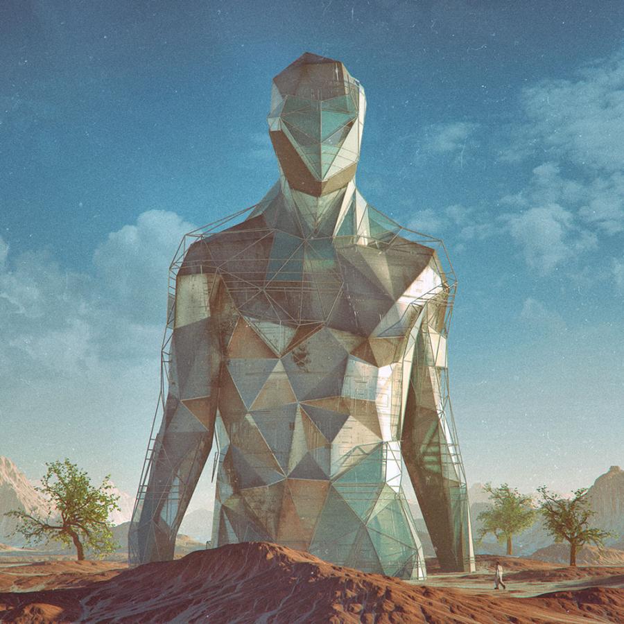 Ilustratii digitale suprarealiste, de Beeple - Poza 3
