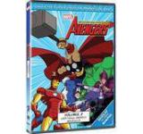 Avengers: Cei mai tari eroi ai pamantului - Volumul 2