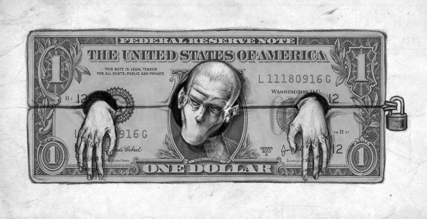 Problemele societatii actuale, in ilustratii rascolitor de sincere - Poza 11