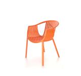 Scaun Luigi Orange