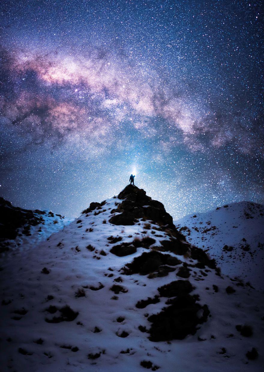 Cu ochii la stele: Nopti sclipitoare in Noua Zeelanda - Poza 4