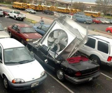 Noi metode nereusite de parcare