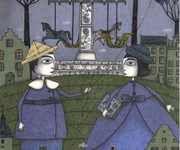 Carnavalul, basmele si printesele lui Judith Clay