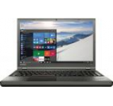 Laptop Lenovo ThinkPad T540p (Procesor Intel® Core™ i5-4210M (3M Cache, up to 3.20 GHz), Haswell, 15.6inchFHD, 4GB, 500GB @7200rpm, nVidia GeForce GT 730M@1GB, Tastatura iluminata, FPR, Win7 Pro 64)