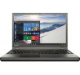 Laptop Lenovo ThinkPad T540p (Procesor Intel® Core™ i5-4210M (3M Cache, up to 3.20 GHz), Haswell, 15.6inchFHD, 4GB, 500GB @7200rpm, nVidia GeForce GT 730M@1GB, Tastatura iluminata, FPR, Win7 Pro 64)