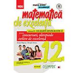 Matematica de excelenta pentru concursuri olimpiade si centre de excelenta. Clasa a 12-a. Volumul II - analiza matematica