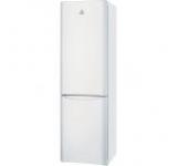 Combina frigorifica Indesit BIAA14DR, 330 l, Clasa A+, Alb