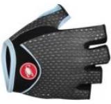 Manusi ciclism Castelli Tesoro W, Marime L (Negru/Bleu)