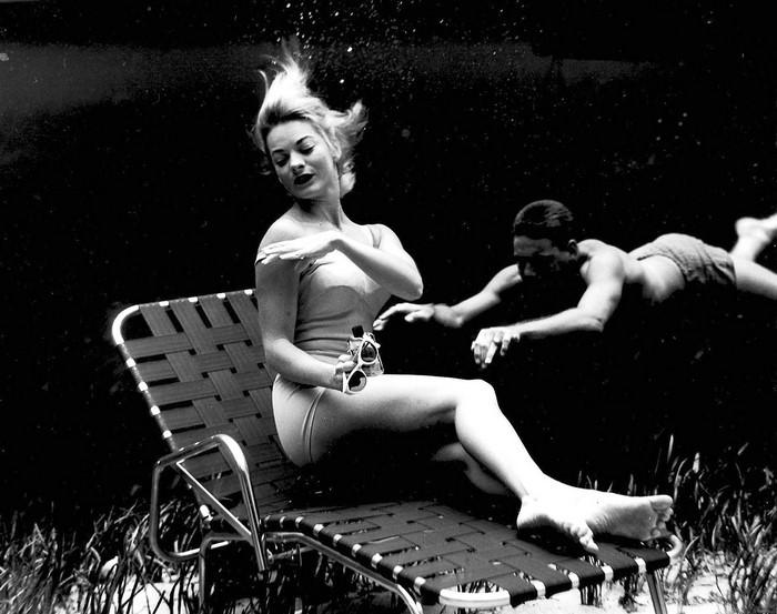Fotografii subacvatice de exceptie, din 1938 - Poza 16