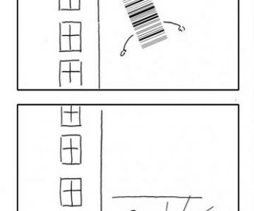 Ilustratii haioase cu talc