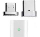 Adaptor 4smarts GRAVITYCord Magnetic (USB Type-C & Micro-USB)
