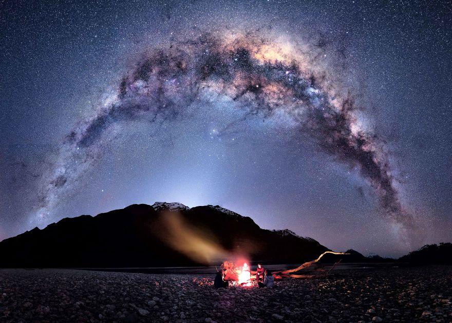 Cu ochii la stele: Nopti sclipitoare in Noua Zeelanda - Poza 11