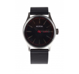 Nixon - Ceas Sentry Leather Black