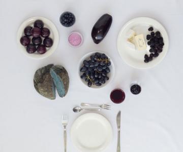 Mic-dejunul in culori, de Fabienne Plangger
