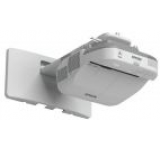 Videoproiector Epson EB-570, 2700 lumeni, 1024 x 768, Contrast 10000:1, HDMI (Alb)