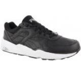 Pantofi sport Puma R698 Core Leather, Barbati, Masura 44 (Negru)