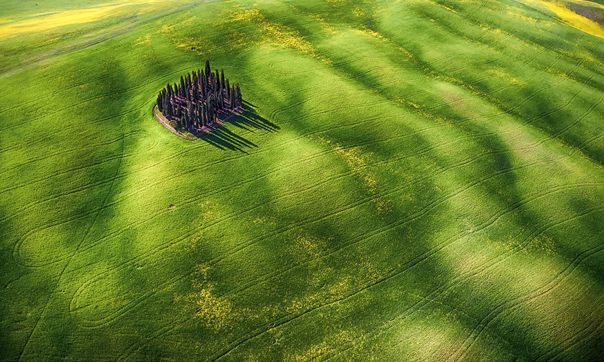 SkyPixel Photo Contest: Fotografii aeriene impresionante - Poza 5