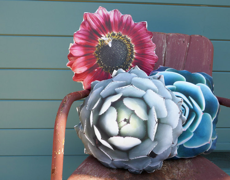 Perne realiste superbe cu motive vegetale - Poza 12