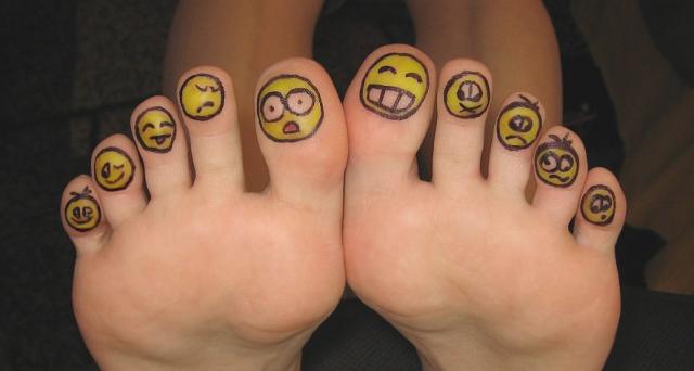 Funny: Degetele pot fi chiar simpatice! - Poza 24
