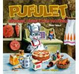 Tony Wolf, Anna Casalis - Pufulet, iepurasul caruia ii plac dulciurile