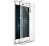 Protectie spate Ringke Fusion 827193, folie protectie inclusa, pentur Huawei P9 (Transparent)