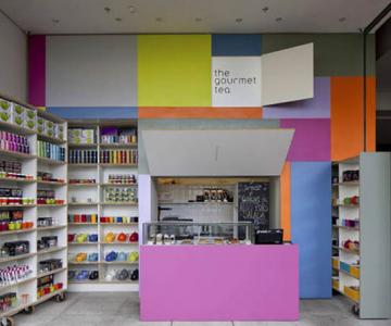 35 de ceaiuri compacte si colorate la Sao Paulo