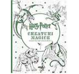 Harry Potter. Creaturi magice - carte de colorat
