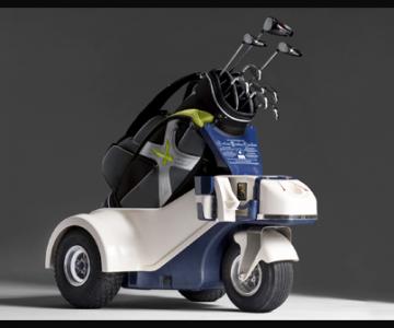 Shadow Caddy pentru golf