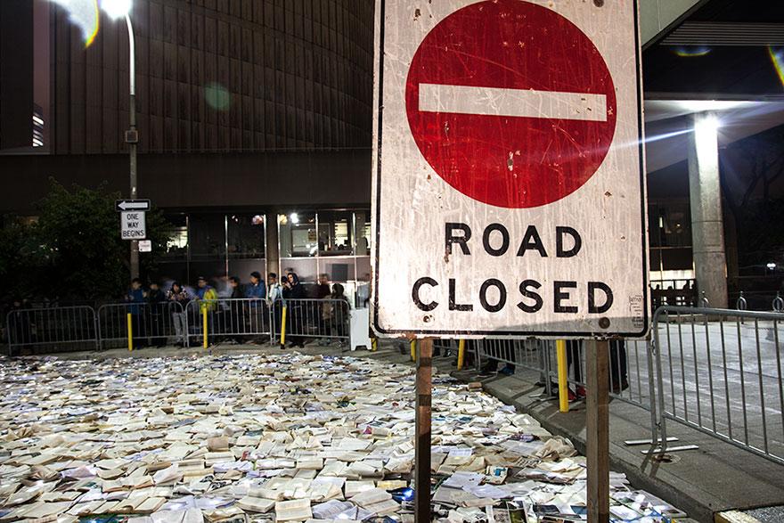 Literatura vs. Trafic: Raul de carti din Toronto - Poza 7