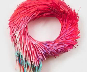 Planeta in culori neon, de Lauren Clay