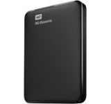 HDD Extern Western Digital Elements, 2TB, 2.5inch, USB 3.0 si USB 2.0