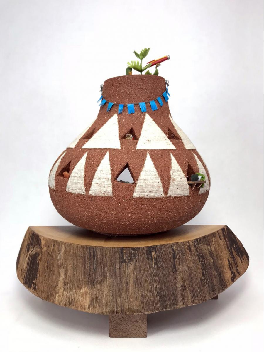 Fabuloasele lumi miniaturale ale lui Jedediah Corwyn Voltz - Poza 2
