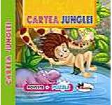 Povesti cu Puzzle - Cartea Junglei