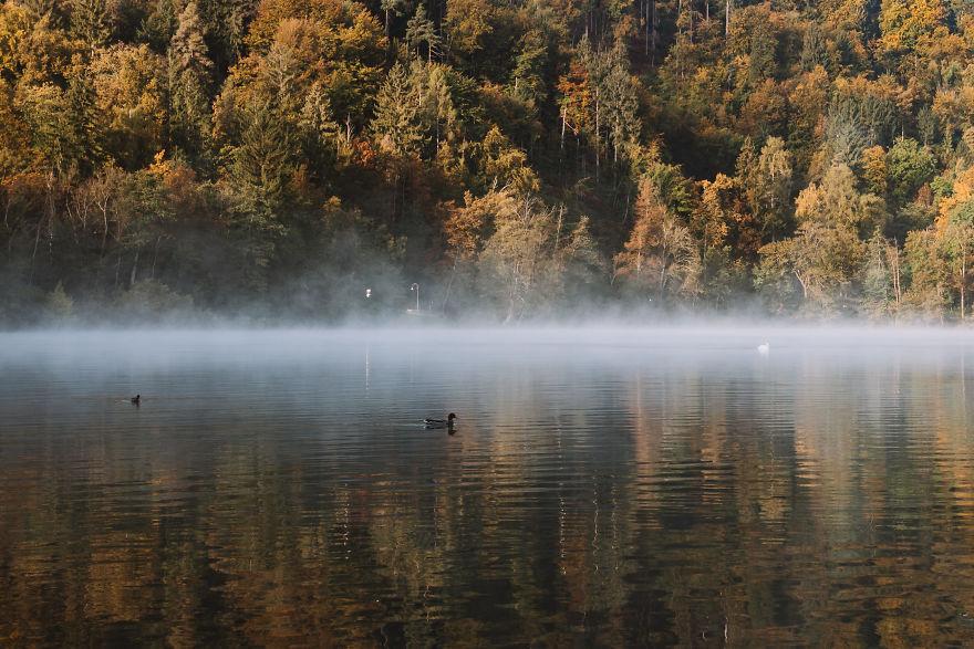 O toamna spectaculoasa in Slovenia - Poza 7