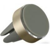 Suport auto telefon magnetic Kit HOLVENTMGD, universal, prindere de orificiul de aerisire (Auriu)