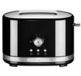 Prajitor de paine KitchenAid 5KMT2116EOB, 2 felii, 1200W (Onyx Black)