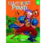Coloreaza pirati 4