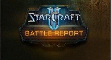 Starcraft II: Battle Report