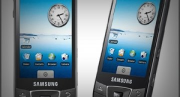 i7500: Samsung cu Android