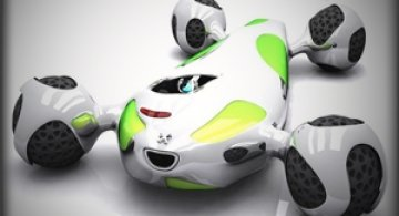 Peugeot NJooy Concept
