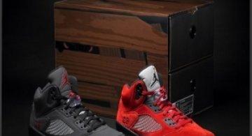 Air Jordan 5 Pack Toro Bravo