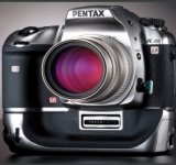 Pentax K20D Titanium Edition
