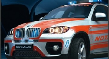 Ambulanta BMW X6