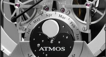 Atmos Regulator Clock