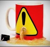 Plug Mug: Cana cu antifurt