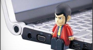 35 de USB-uri traznite