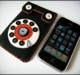 Handmade: Husa iPhone 3G