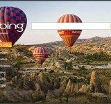 Prima reclama la Bing