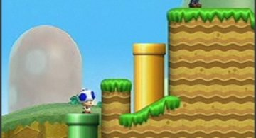 Wii: Un nou Super Mario Bros
