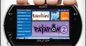 Totul despre consola PSP Go!